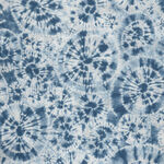 Nuno by Debbie Maddy For Moda Fabrics M48043-14 Blue/White.