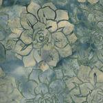 Oasis Batiks By McKenna Ryan for Hoffman HMR 12 077 Sage