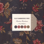 Old Cambridge Pike by Barbara Brackman for Moda LC8320