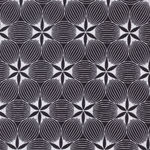 Optical Illusions Cotton Fabric for Northcott 20815 Col 99