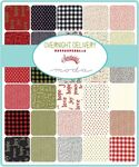 Overnight Delivery Jelly Roll by Sweetwater for Moda Fabric 40336JR.