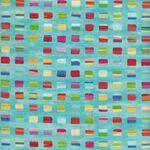 Painters Palette By Deborah Edwards for Northcott 20502 Colour 63 Aqua.
