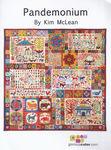 Pandemonium by Kim McLean Applique Pattern