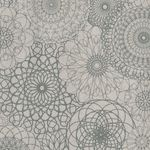 Paper Garden from Rosalie Dekker for Ella Blue Fabrics TE1082 Colour Grey