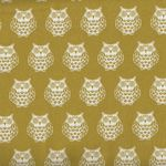 Papillon Owls from Makower Fabrics Style TP 1763 Colour G