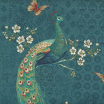 Peacock Pavillion By Blank BQ9853 077 Blue/Teal.