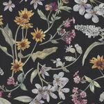 "Primavera Liberty Of London Tana Lawn Width 53"" 03639216C Color Dusky Black."