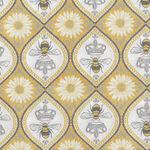 Queen Bee by Diane Kappa For Michael Miller Patt. DC9156 Hive Queen.