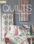 Quilts From Tilda's Studio by Tone Finnanger Book .