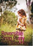 Reversible Snap Pinny And Bloomers Pattern By Betsy Kingston BK210.