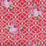 Ring A Roses cotton fabric from Guetermann 647420-0383