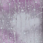 Robert Kaufman Sugar Plum Metallic Cotton Fabric AYCM-15901-24 Plum