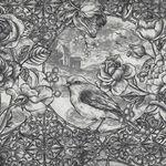 Romance by Jason Yenter 11BQR Colour 6 Black Toille