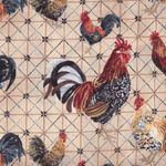 Roosters by Audrey Jeanne Roberts for In the Beginning 3AJB col 1