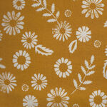 Ruby Star Society Golden Hour 100% Cotton Fabric Floral RS4017-22 Mustard.