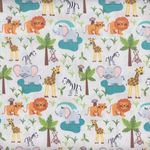 Safari Park for Lewis and Irene Fabrics K4078