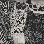 Scandinavian Diary Cotton Linen by Kokka Fabrics