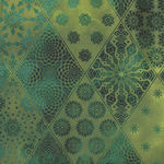 Seasons Digital By Jason Yenter For In The Beginning Fabrics  3Sea Colour 3