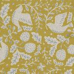 Sevenberry Cotton/Linen Mix Peace Dove 850316 Color 2 Chartreuse.