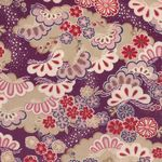 Sevenberry for Kokka Japanese Cotton Fabric