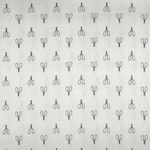 Shades Of Grey for Sweet Bee Designs C2211 Design 18501 Color White Tiny Scissor