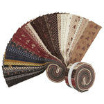 Shelbyville Jelly Roll 38070 Jo Morton Civil War For Moda Fabrics 25 x 42 Prec