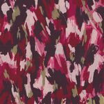 Shiny Objects - Good As Gold By RJR Fabrics FF503-Ll1M Pink/Bergundy/Gold.