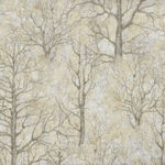 Sound Of The Woods 3 from Robert Kaufman Cotton Fabric AFDM-16873-14 Natural..