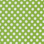 Spot On by Robert Kaufman EZC-12872-50 Lime