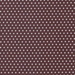 Spot On by Robert Kaufman EZC-12873-167 Chocolate