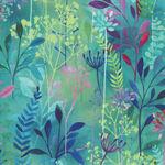 Spring Song  A Hoffman Spectrum Fabric HS4769 295 Hummingbird.