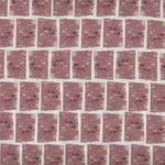 Stof Fabric Murano 4500 050 Murano Windows Brown