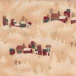 "Stof ""Raphael"" Christmas Fabric MCS-14-18"