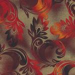 Sun Valley by Maria Kalinowski for Kanvas Fabrics Harvest Scroll-CM8654 Col.428