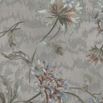 Textile Pantry by Junko Matsuda Japanese Fabric 11-0006-3 Color C Taupe/Grey.
