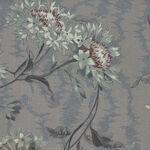 Textile Pantry by Junko Matsuda Japanese Fabric 11-0006-3 Color D Dusky Blue Gre