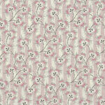 Textile Pantry by Junko Matsuda Japanese Fabric 11-0019-3 Color B. Cream/Pink.
