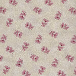 Textile Pantry by Junko Matsuda Japanese Fabric 11-018-3 Color A Cream/Pink.