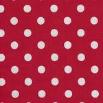 That's It Dot From Michael Miller Fabrics CX2489-MINN-D Red/White Spot.