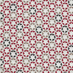 The Print Shop By Sweetwater For Moda Fabrics M5743-14 Star/Circle.