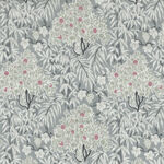 """The Winterbourne Collection from Liberty Of London 44"""" 04775740B Woodhaze Grey."""