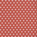 Tilda Dots Quilt Collection 130007 Ginger