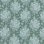 Tilda Quilt Collection Audrey 481087 col Ocean Green