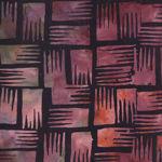 Timeless Treasures Batik B4011 # Samba