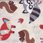 Timeless Treasures Fun Forest Fabric