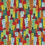 Travel Around The World by Blank Textiles BQ8227 066