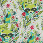Tula Pink For Free Spirit Fabrics PWTP037 Agave Pattern Racoon
