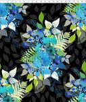 Unusual Garden by Jason Yenter for In The Beginning Fabrics C2113 1UG Colour 2