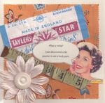 Vintage Blank Cards