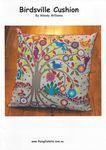 Wendy Williams Birdsville Cushion Pattern